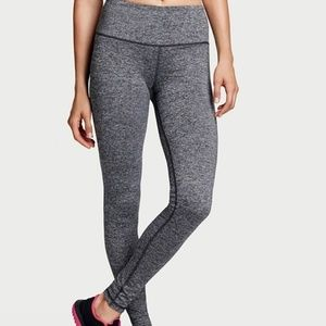 Victoria's Secret Silver Heather Knockout Tight